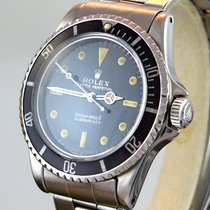 Rolex 5512 Submariner `Meters First ` Gilt / PCG von 1962