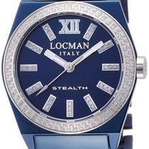 Locman Stealth 0204PB-BLDFNKBRB Quartz Ladies Watch