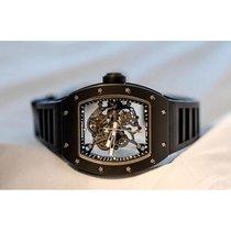 Richard Mille RM055 Bubba Watson AN TI Black Edition