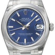Rolex Datejust 31 Ref. 178240 Blau Index