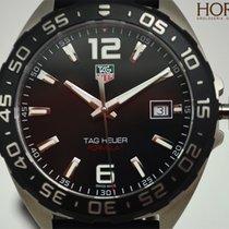 TAG Heuer MEN'S FORMULA 1 QUARTZ DATE BLACK DIAL WAZ1110.FT802...