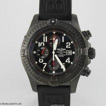 Breitling Super Avenger Black Limitierte Serie Bj.2009
