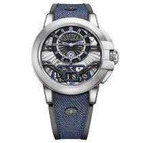 Harry Winston 42mm Automatic OCEABD42ZZ001 new
