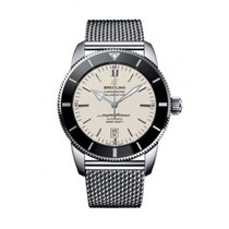 Breitling Superocean Heritage II, AB202012/G828/152A, Silver...