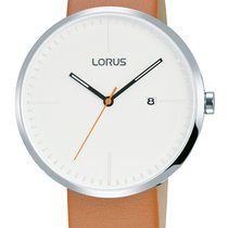 Lorus Steel 42mm Quartz RH901JX9 new