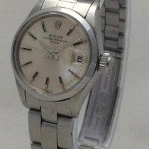 Rolex 6516 Rolex Oyster Perpetual Date  Stahl Silber (Automati...