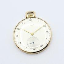 Universal Genève Hodinky použité Žluté zlato 43mm Arabské Ruční natahování Pouze hodinky