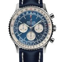 Breitling Navitimer 1 B01 Chronograph 46 Aurora Blue