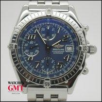 Breitling Chronomat Chrono Blue Dial