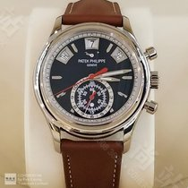 Patek Philippe Annual Calendar Chronograph new 40.5mm White gold