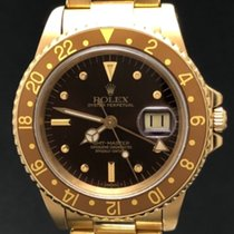 Rolex GMT-Master 16758 Nipple Brown Dial