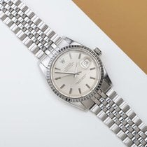 Rolex Datejust Stal 36mm Srebrny