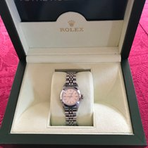 Rolex Oyster Perpetual Lady Jubilee Armband mit Faltschliesse