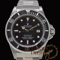 Rolex Sea-Dweller 16600 D Serial, Papers and Service