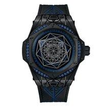 Hublot Big Bang Sang Bleu new 39mm Ceramic