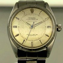Rolex Oyster Perpetual 34 Steel 34mm Silver No numerals United States of America, Florida, Miami