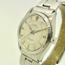 Rolex 6565 Acero 1956 Oyster Perpetual 34 34mm usados