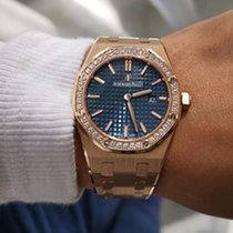 Audemars Piguet Royal Oak Lady nuevo 33mm Oro rosado