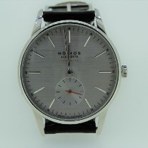 NOMOS 342 Steel Orion Neomatik 38,5mm new