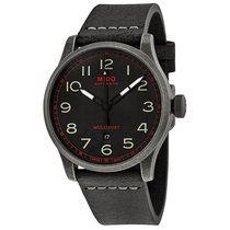 Mido Steel 44mm Automatic M0326073605009 new