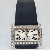 Cartier Bílé zlato 38mm Quartz CARTIER 2614 použité