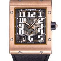 Richard Mille RM 016 Rose gold RM 016 38mm pre-owned
