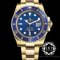 Rolex Submariner Date 116618LB new