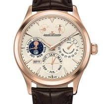 Jaeger-LeCoultre Master Eight Days Perpetual Rose gold 40mm Champagne United States of America, Florida, Miami