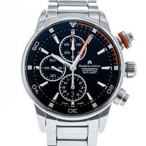 Maurice Lacroix Steel 43mm Automatic PT6008-SS002-332 pre-owned