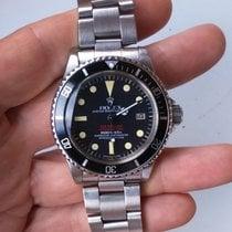 Rolex Sea-Dweller Acier 40mm Noir Sans chiffres France, Nice