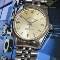 Rolex Oyster Perpetual 34 Steel 34mm Silver No numerals United States of America, Florida, 33431
