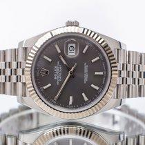 Rolex Stahl 41mm Automatik 126334 gebraucht
