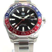 TAG Heuer Aquaracer 300M WAY201F.BA0927 New Steel 43mm Automatic