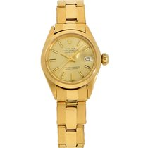 Rolex Lady-Datejust 6917 1972 tweedehands