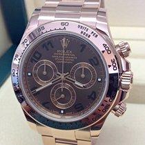 Rolex Oro rosado 40mm Automático 116505 nuevo