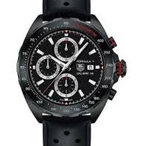 TAG Heuer Formula 1 Calibre 16 Steel 44mm Black No numerals United States of America, Florida, Hollywood