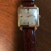 Gübelin Yellow gold Automatic Gubelin Ipso-Matic Gold Mens Watch pre-owned