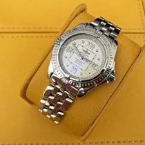 Breitling Cockpit Lady Steel 31.5mm Silver Roman numerals