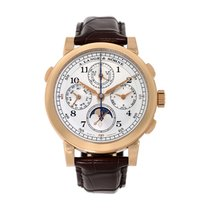 A. Lange & Söhne Rose gold 42mmmm Manual winding 421.032FE pre-owned United States of America, New York, New York