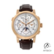 A. Lange & Söhne 1815 421.032FE Very good Rose gold 42mmmm Manual winding