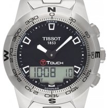 Tissot T-Touch II Steel 42.7mm Black