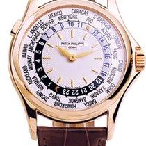 Patek Philippe World Time Żółte złoto 37mm Polska, Krakow