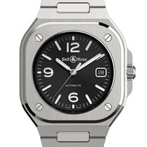 Bell & Ross BR 05 BR05A-BL-ST/SST 2020 new