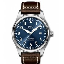 IWC Steel 40mm Automatic IW327010 new