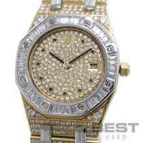 Audemars Piguet Yellow gold 30mm Automatic AC4708/865 pre-owned