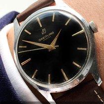 Breitling Wonderful Vintage watch with black dial Vintage