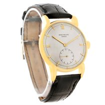 Patek Philippe Calatrava Vintage 18k Yellow Gold Watch 2430