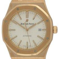 Audemars Piguet : Royal Oak Automatic :  15400OR.OO.D088CR.01...