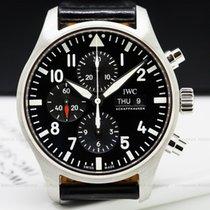 IWC IW377709 Flieger Pilot Chronograph SS (27162)