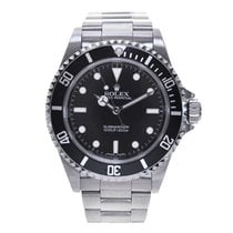 Rolex Submariner No Date Watch 14060 Box & Papers